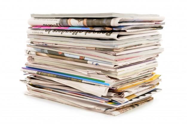 COVID-19 khiến giá giấy in báo châu Á giảm trên diện rộng
